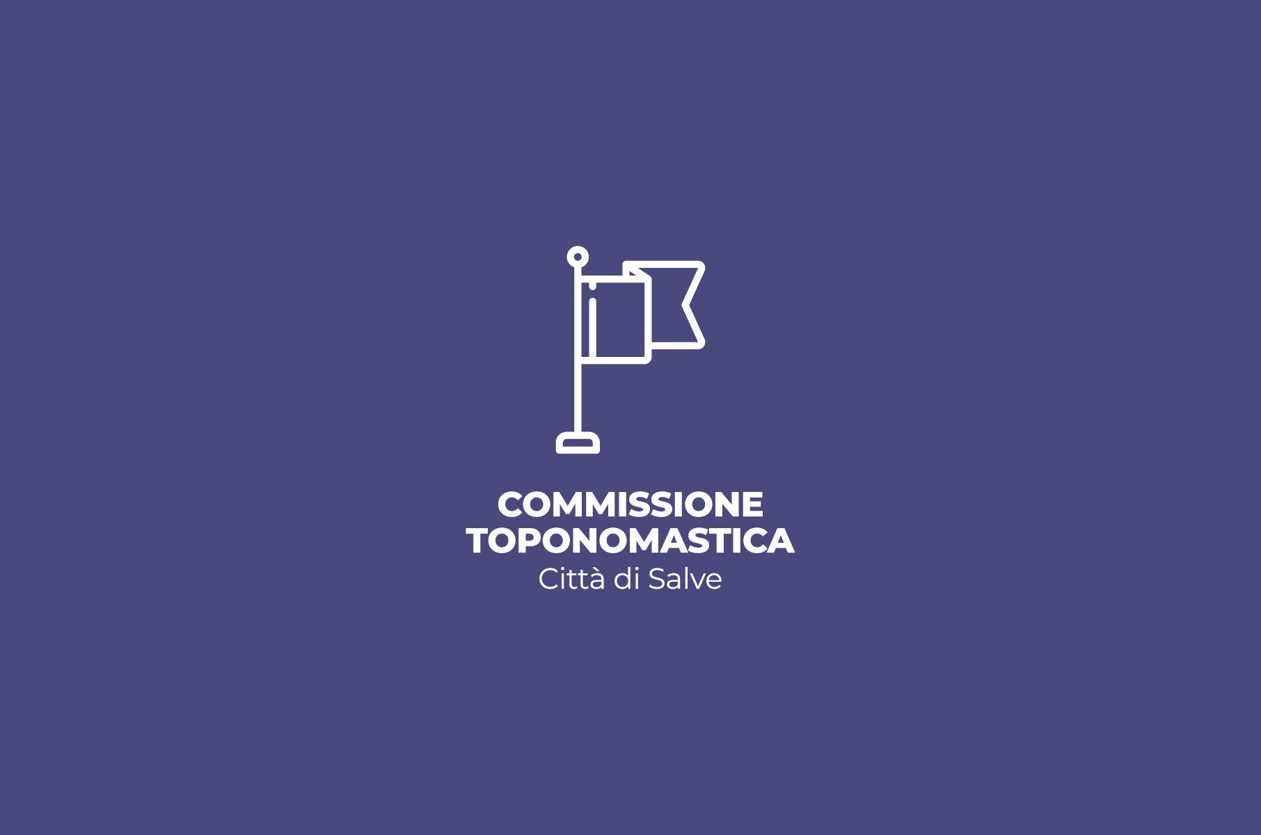 Commissione Toponomastica Comune di Salve