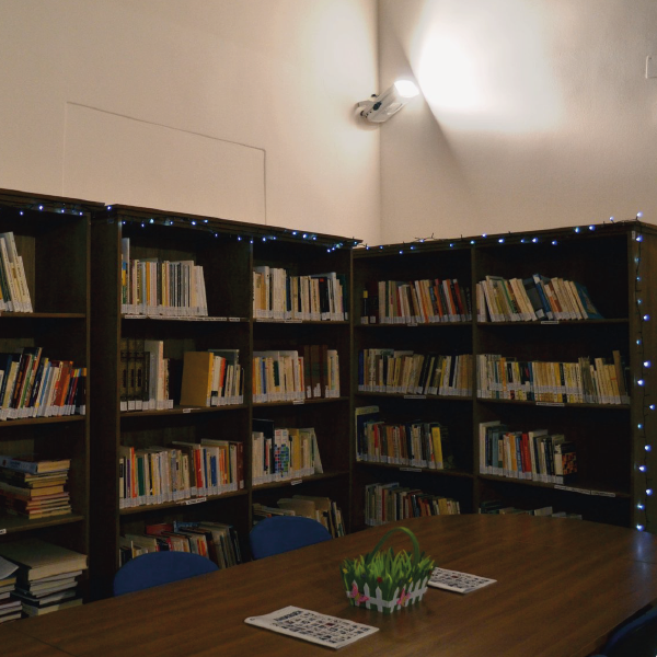 Biblioteca Comune di Salve