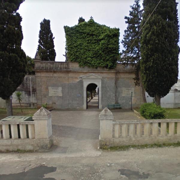 Cimitero di Ruggiano-Barbarano Comune di Salve