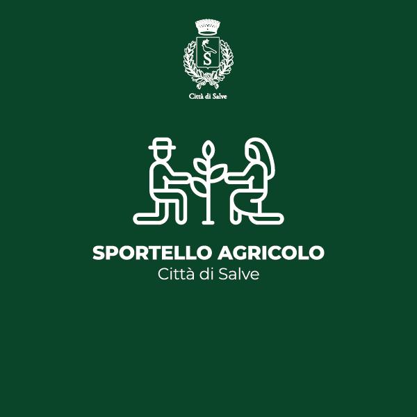 Sportello Agricolo Comune di Salve