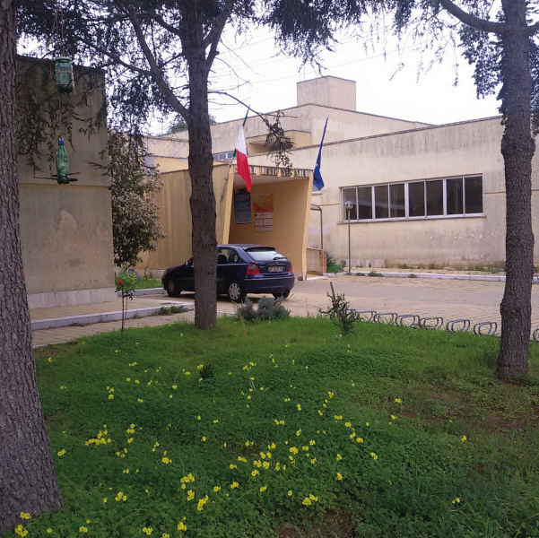 Scuola Secondaria - I grado Comune di Salve