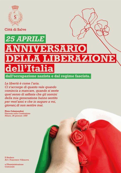 25 APRILE – Festa della Liberazione