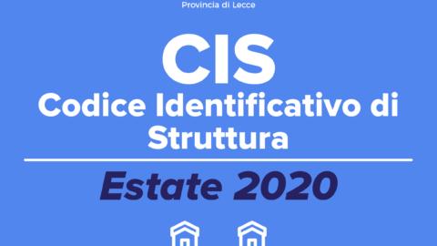 CIS – Codice Identificativo di Struttura
