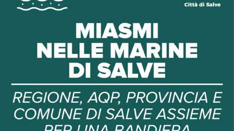 MIASMI NELLE MARINE DI SALVE