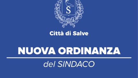 ORDINANZA DEL SINDACO N.8 DEL 16.06.20