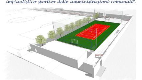 STADIO COMUNALE DI SALVE – POTENZIAMENTO ED INCLUSIVITÀ