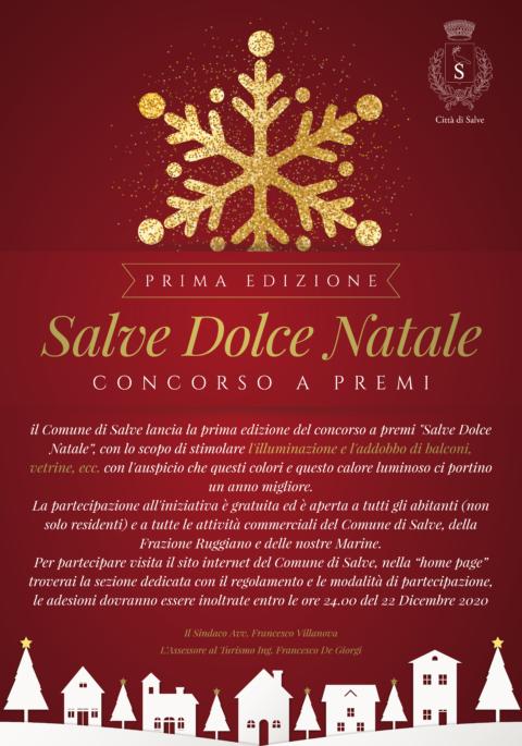 SALVE DOLCE NATALE 2020