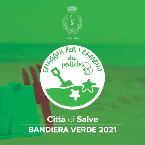 CITTA' DI SALVE – BANDIERA VERDE 2021